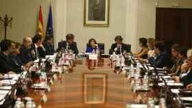 Comisión de Secretarios y Subsecretarios el pasado 6 de septiembre.