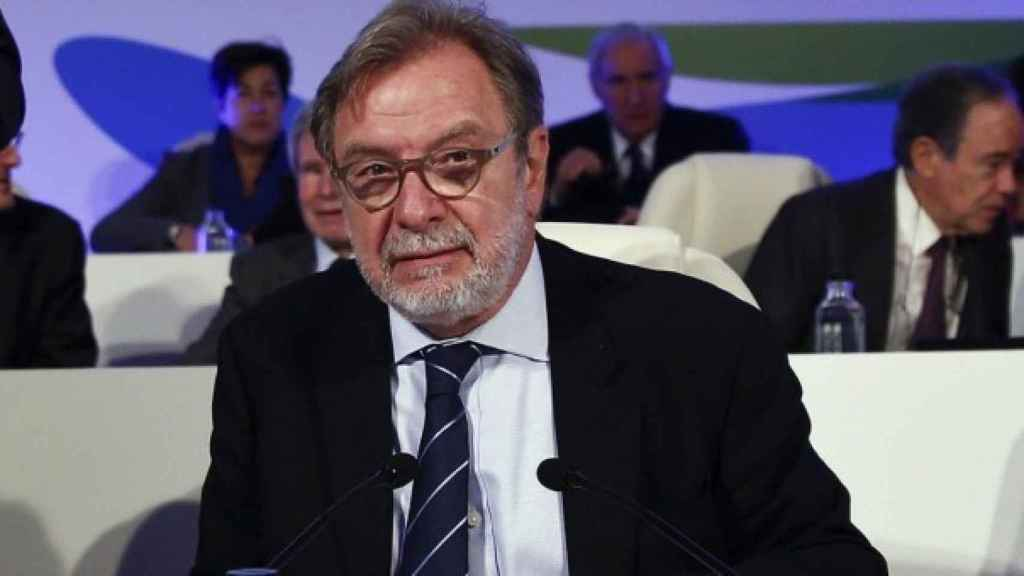 Juan Luis Cebrian, presidente de Prisa.