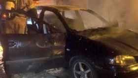 Valladolid-renedo-incendio-coche