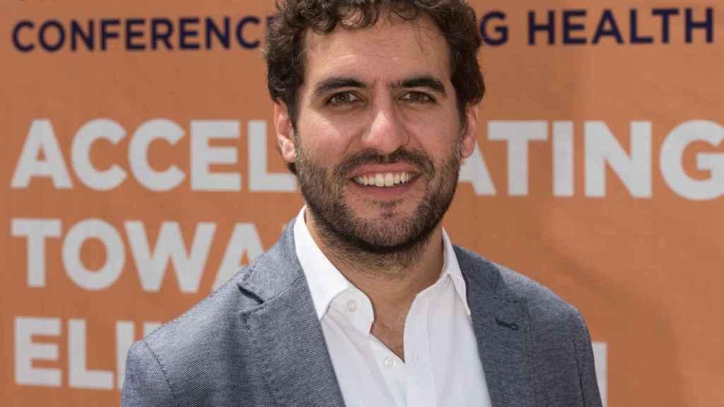 Alberto García Basteiro, en México.