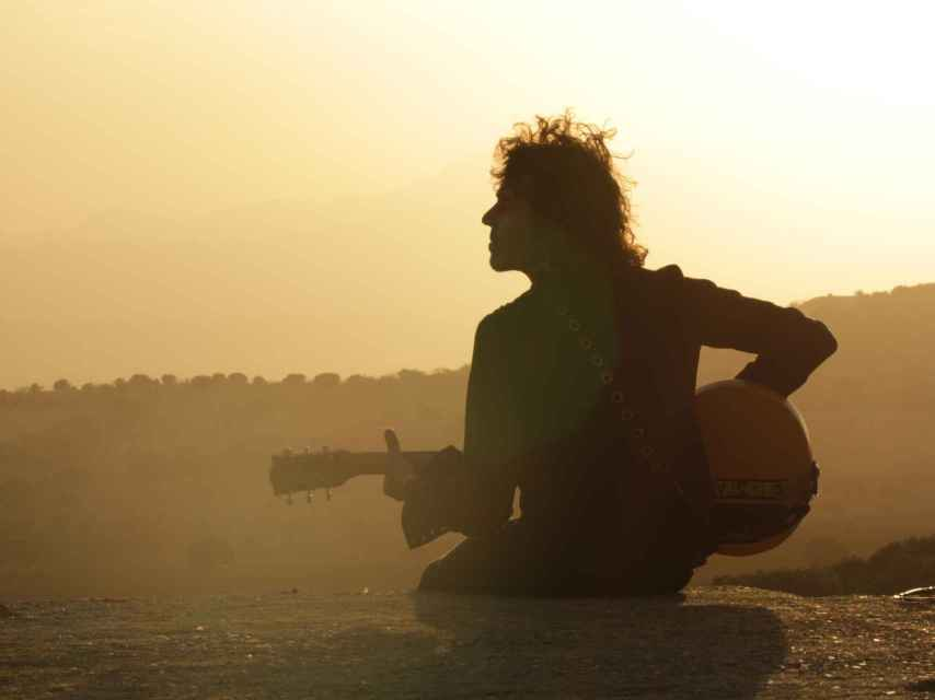 Rubén Pozo presenta Habrá que vivir. Sony Music.