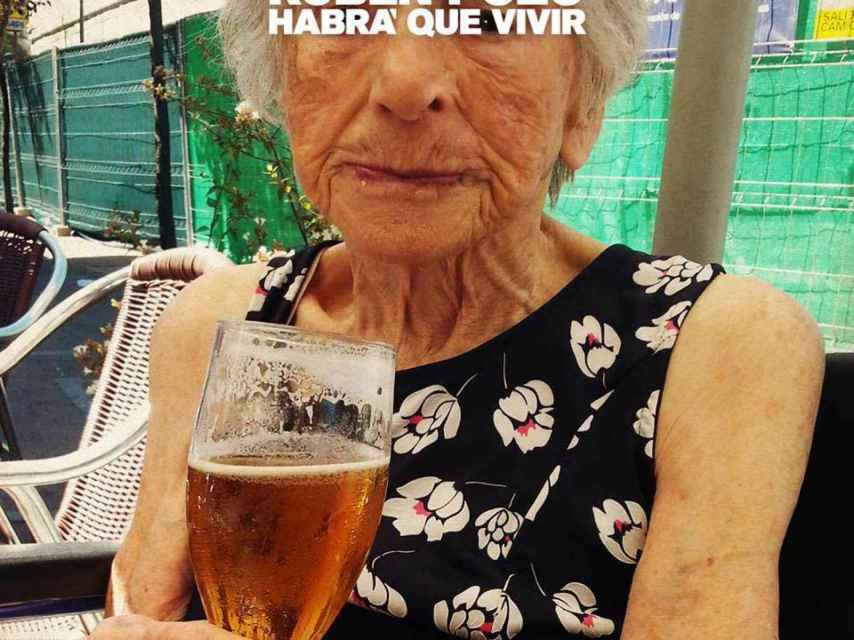 Portada de Rubén Pozo. Habrá que vivir.