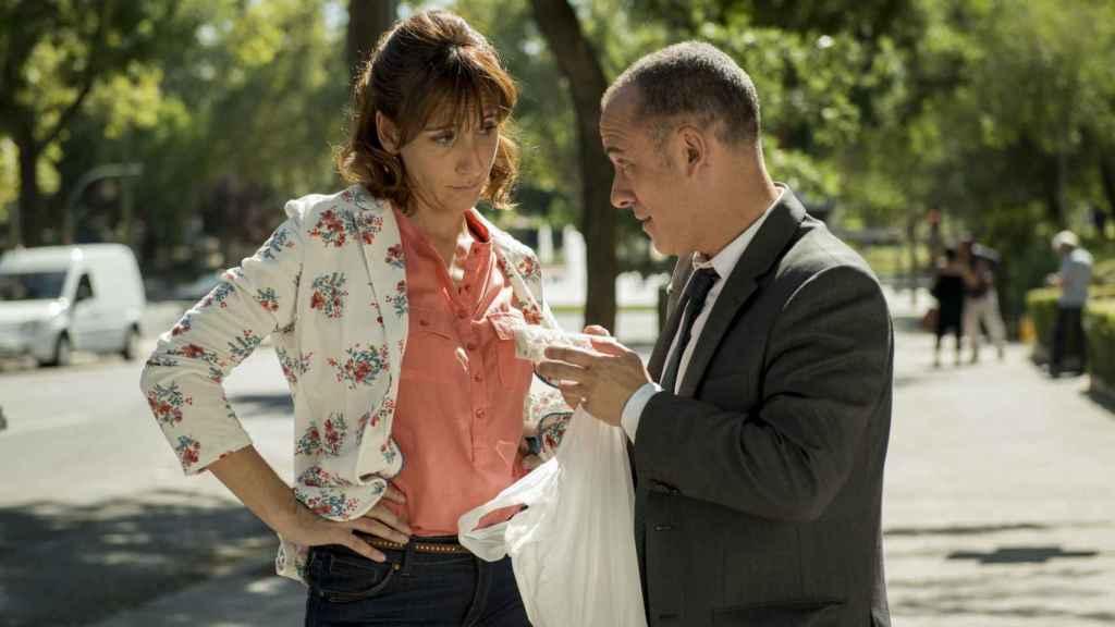 Javier Gutiérrez y Malena Alterio son los protagonistas de esta comedia.