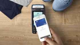 visa caixabank imaginbank apple pay iphone pagos moviles nfc