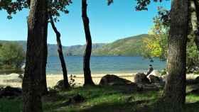 zamora lago de sanabria