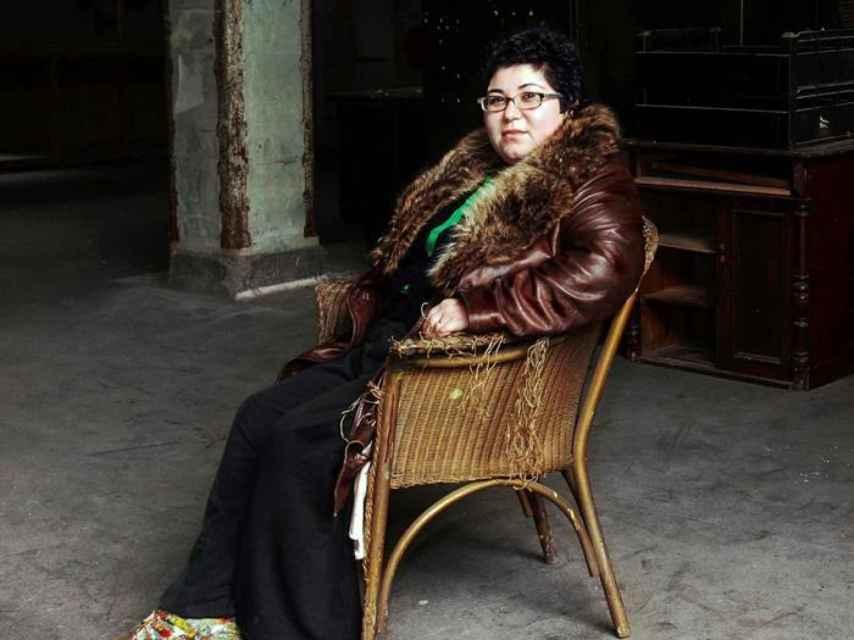 Ángela de la Cruz, Premio Nacional de Artes Plásticas 2017.
