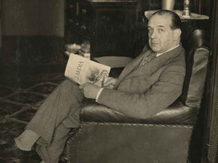 Josep Antoni Grífols fue el pionero que arrancó la empresa catalana