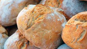 Una de las variedades de pan blanco que se puede encontrar en las panaderías.