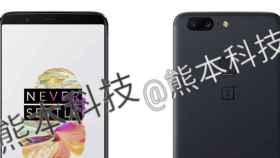 El OnePlus 5T confirma nuevo diseño en imágenes filtradas