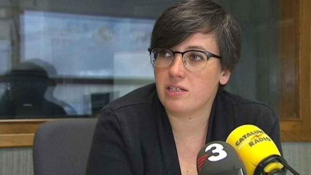 La diputada de la CUP Mireia Boya.