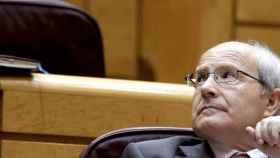 José Montilla, en el Senado.