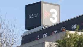 Sede de TV3 en Barcelona, en una imagen de archivo.