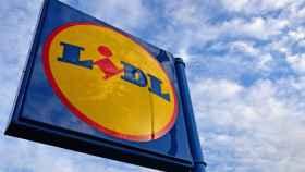 El logo de Lidl, en una imagen de archivo.