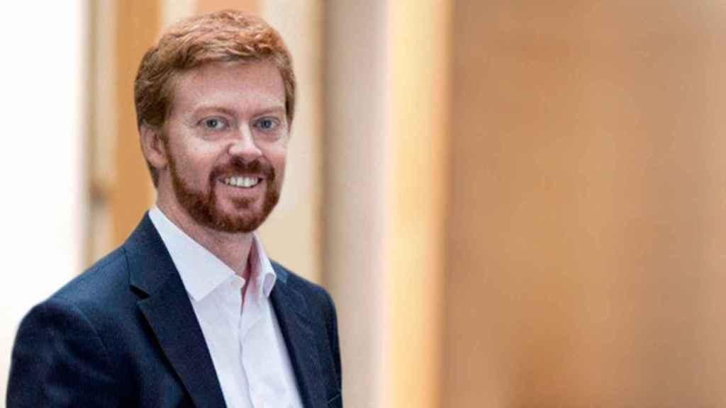 Sergio Oslé, responsable de Telefónica Vídeo.