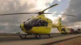 helicoptero sacyl emergencias 112 1