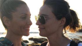 Nagore Robles y Sandra Barneda, en la primera imagen que comparten de ambas.