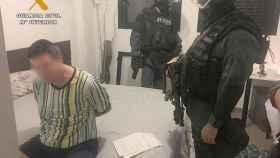 Uno de los detenidos en la 'Operación Burica'