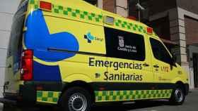 Foto ambulancia 112l