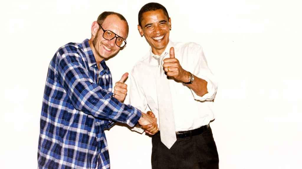 Obama es una de tantas personalidades que ha trabajado con Terry Richardson.