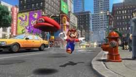 Mario se homenaje a sí mismo y a los videojuegos con Super Mario Odyssey