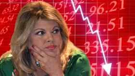 Terelu Campos tiene que hacer frente a grandes deudas.