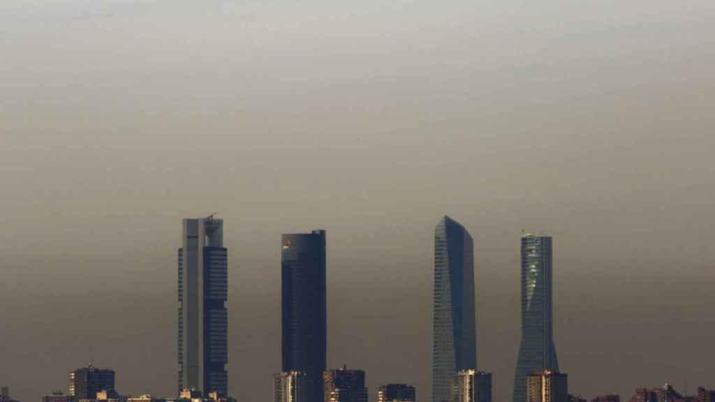 contaminacion madrid aire contaminado