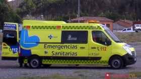 zamora ambulancia 112