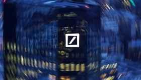 Las oficinas centrales de Deutsche Bank en Alemania.