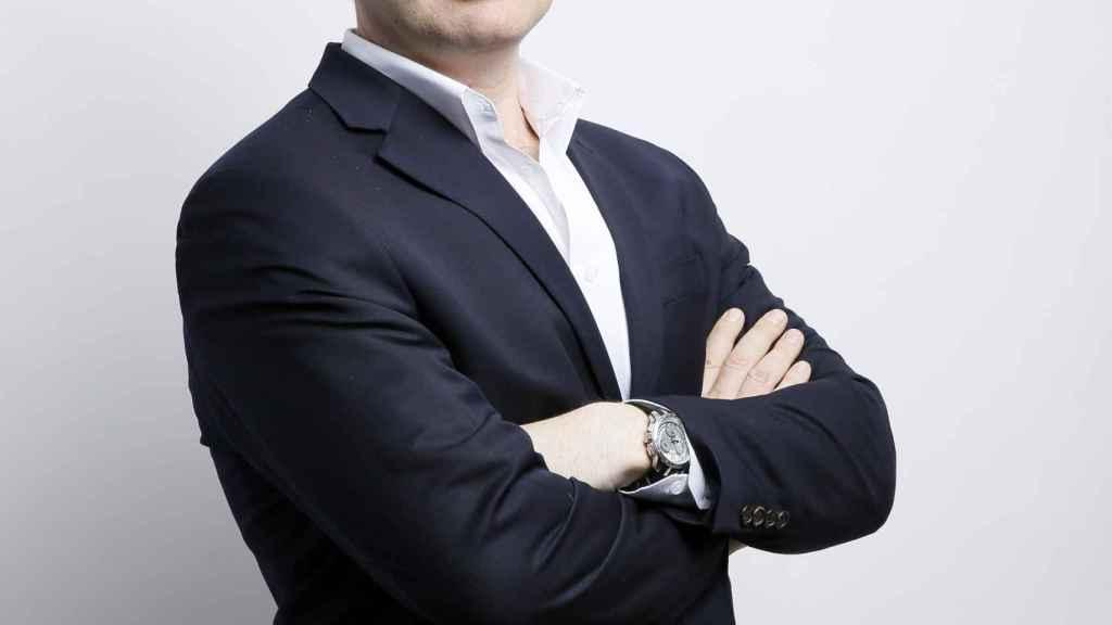 Oskar Mielczarek de la Miel, managing partner en Rakuten Capital.