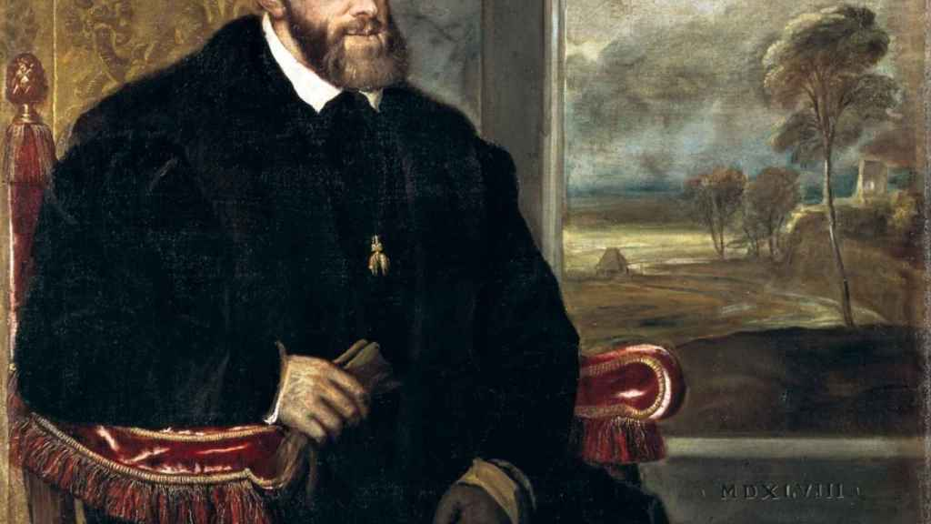 Carlos V, Emperador de la monarquía de los Austrias en el siglo XVI.