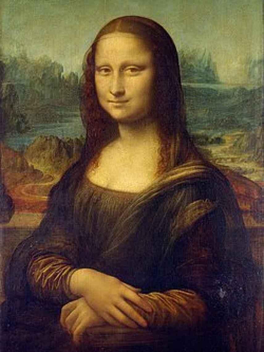 Del cuadro La Gioconda, de Leonardo da Vinci, los pseudohistoriadores llegan a decir que el fondo es un paisaje de Cataluña.