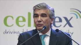 Francisco Reynés, presidente de Cellnex y consejero delegado de Abertis.