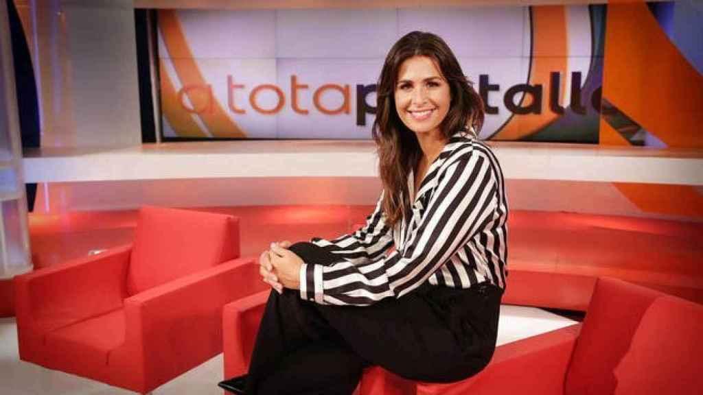 Nuria Roca en una imagen de archivo.