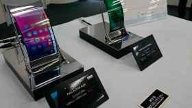 El diseño del móvil flexible de Samsung, el Galaxy X, se ha filtrado