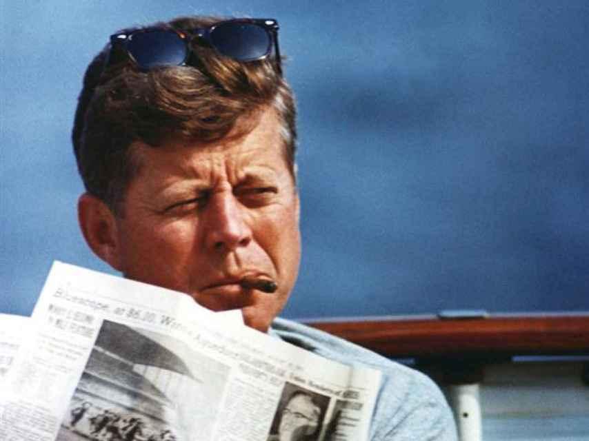 El expresidente John F. Kennedy fue asesinado en Dallas.