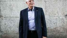 Josep Borrell, durante su última entrevista con EL ESPAÑOL.