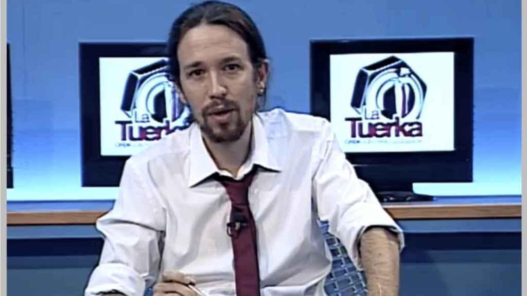 'La Tuerka', el programa que lanzó al estrellato a Pablo Iglesias