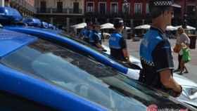 policia municipal valladolid coches vehiculo 4