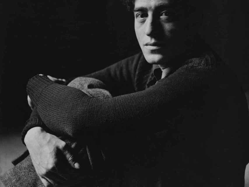 Alberto Giacometti, en  1935.