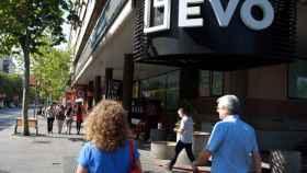 Sucursa de EVO Banco en la calle Serrano de Madrid