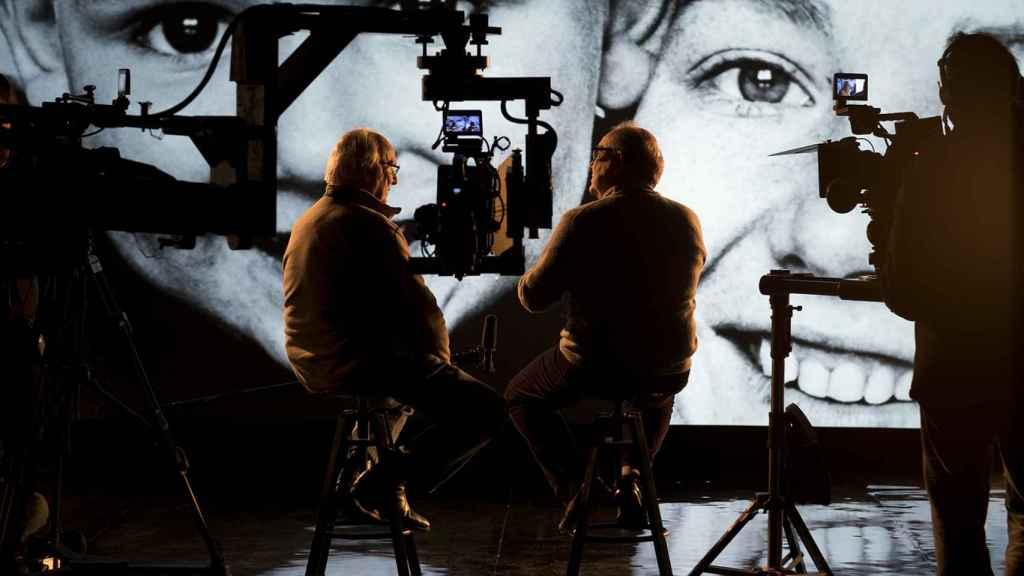 Fotograma del documental de Carlos Saura.