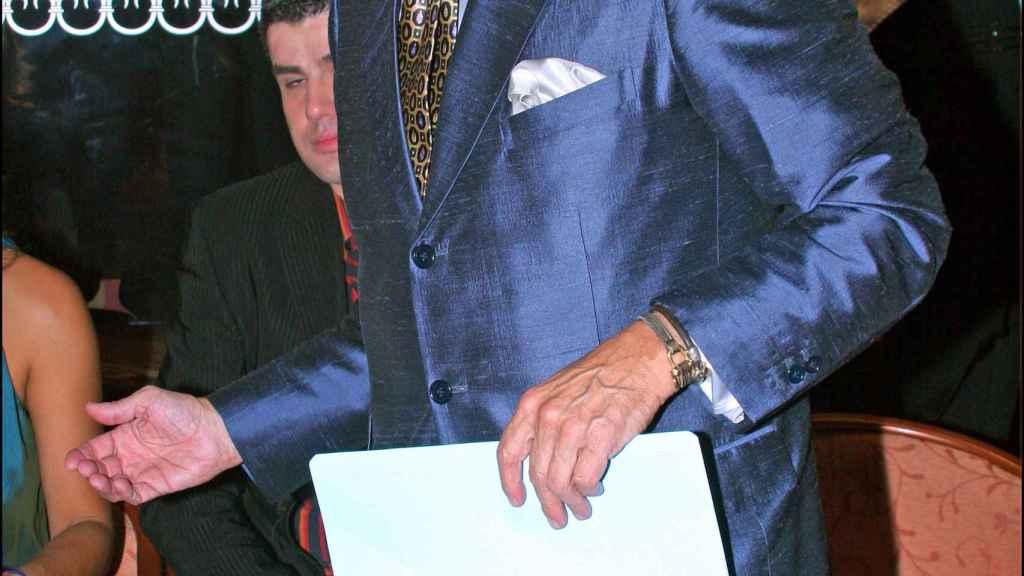 El doctor Adolfo Abril.