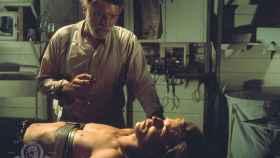 Fotograma de la primera version de la película La isla del Dr. Moreau