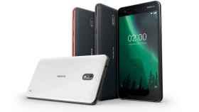 Nokia 2: barato, con marco de aluminio y enorme batería