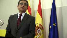 El delegado del Gobierno en Cataluña, Enric Millo, en una imagen de archivo.