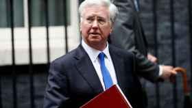 El ministro de Defensa, Michael Fallon.
