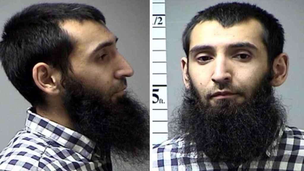 Sayfulló Saípov, presunto autor del atentado perpetrado este martes en Nueva York