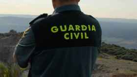 Un Guardia Civil