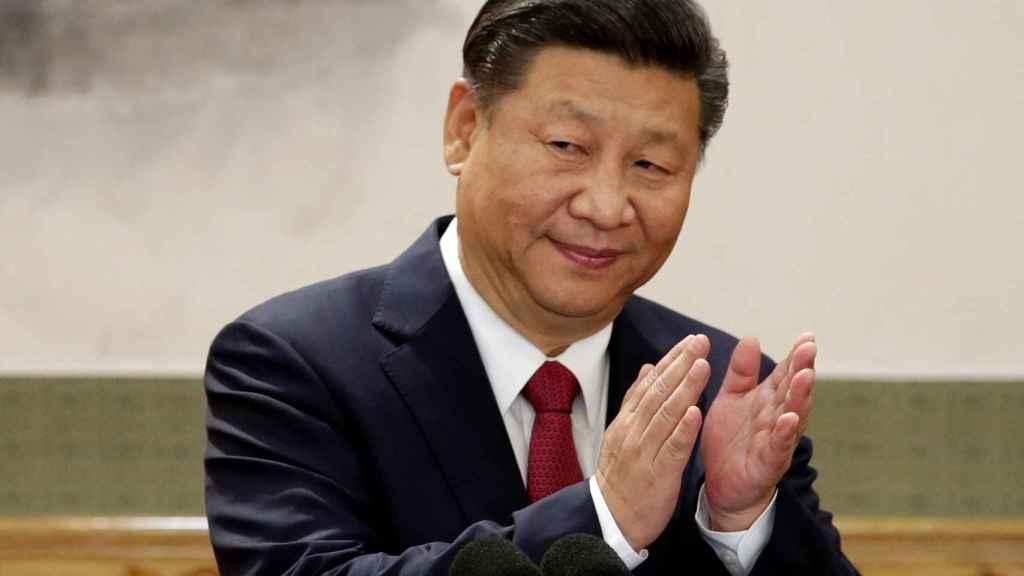 Xi Jingping, presidente chino.