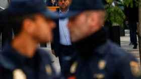 El exvicepresidente catalán Oriol Junqueras en una imagen este jueves.